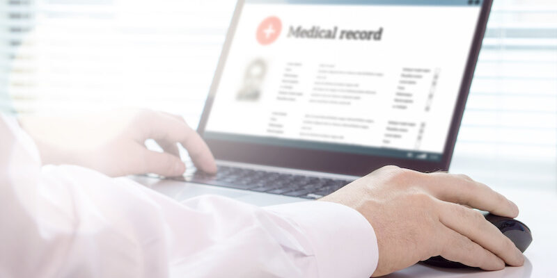 Preloaded Medical Forms
